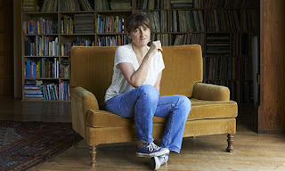 Beeban Kidron in a publicity photo from Guardian Newspapers