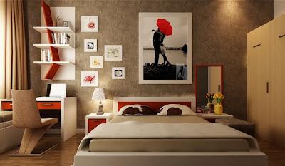 diseño cuarto fresco