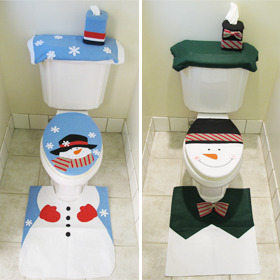 the coupon centsation 4 piece snowman bath set just 10