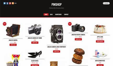 Pinshop