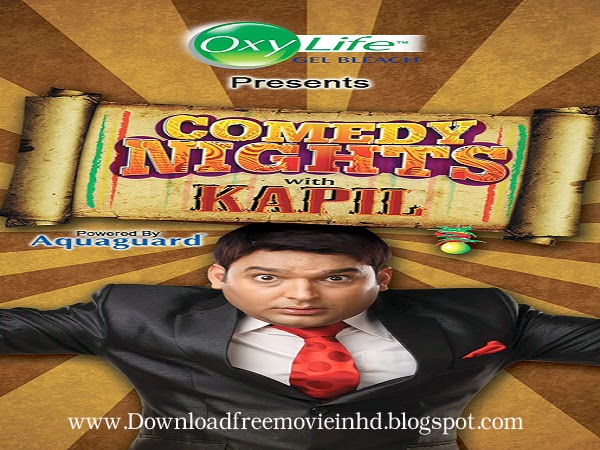 Comedy Nights With Kapil (Holi Special) 15th March 2014 Episode