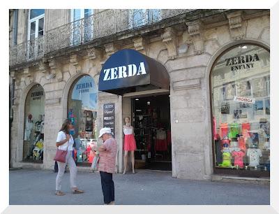 Zerda: tienda en Montpellier