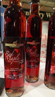 Wine Review of 2012 Muskoka Lakes Winery Red Maple