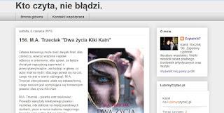 http://czytelnik7.blogspot.com/2015/06/156-ma-trzeciak-dwa-zycia-kiki-kain.html#comment-form