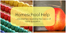 Homeschool Help for Beginners
