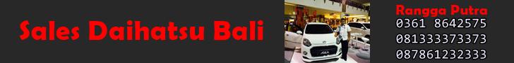 Daihatsu Bali Banner