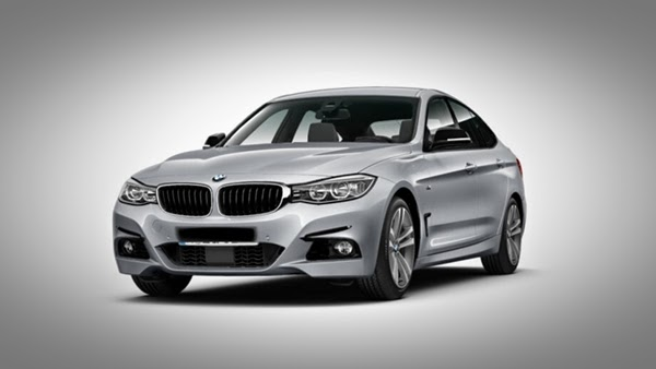 All-New  BMW Seri 3 Gran Turismo