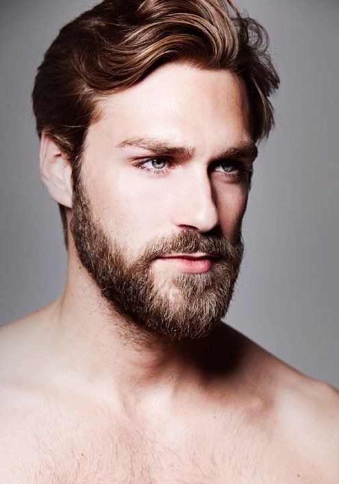 Facial Hair Loss Men 41