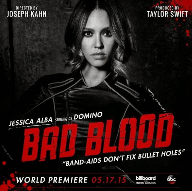 Taylor Swift & Selena Gomez Face Off In 'Bad Blood' Video Premiere