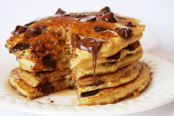 My Recipes: Chocolate Chip Pancakes