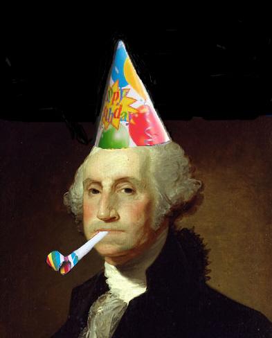 George Washington Cake Recipe Uk
