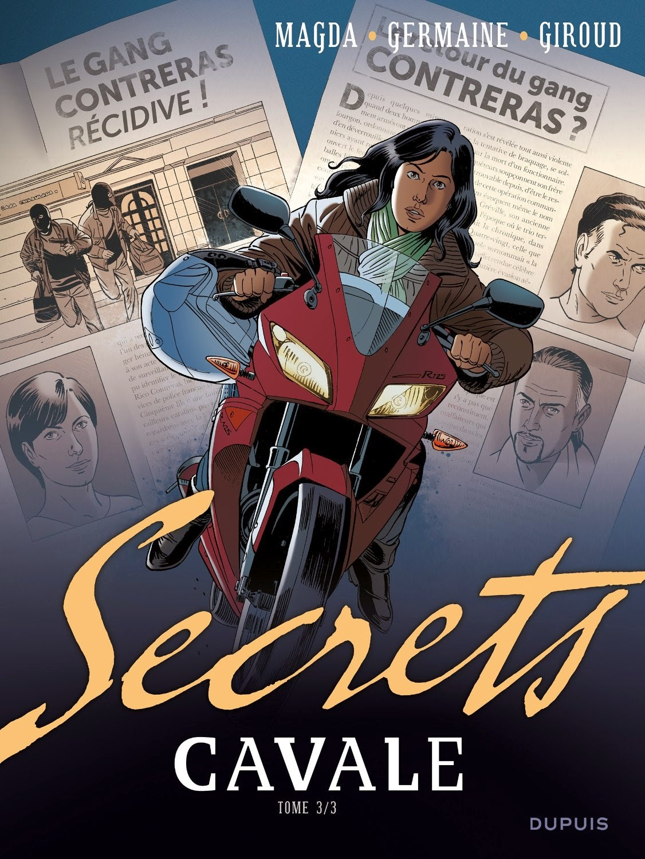 SECRETS - CAVALE tome 3