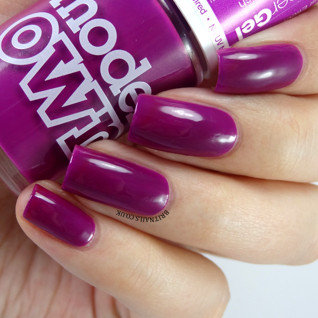 Models Own HyperGel Spring 2015 Swatches and Review   Brit Nails ...