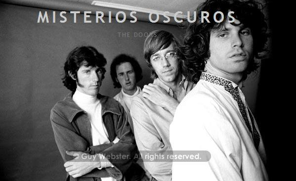 MISTERIOS OSCUROS