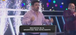 LA NOTICIA DEL DIA: EL ARGENTINO MAS INTELIGENTE