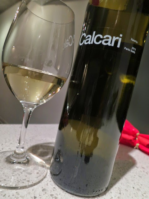 Wine Review of 2013 Parés Baltà Calcari from DO Penedès, Spain