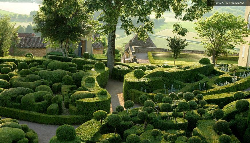Gardens of marqueyssac beynac et cazenac - Les jardins de marqueyssac ...