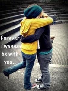 أمور يجب القيام بها عند امتلاك الشريك مشاعر حب أقوى,شاب رجل يحضن فتاة امرأة بنت,guy man hugging woman girl