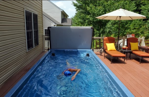Swim Spa: Swim Spa Endless Pool