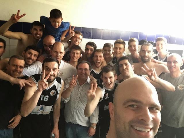 ΑΣ ΚΑΣΤΟΡΙΑ: Winner Selfie!!!!!