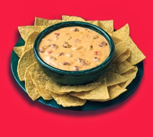 Healthy Queso Cheese Dip, 6 Tips for a Healthy Super Bowl...Clean Eating Recipes, www.HealthyFitFocused.com