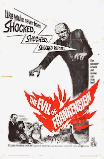 Watch The Evil of Frankenstein (1964) movie free online