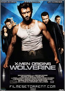 X-Men Origens Wolverine Torrent Dublado