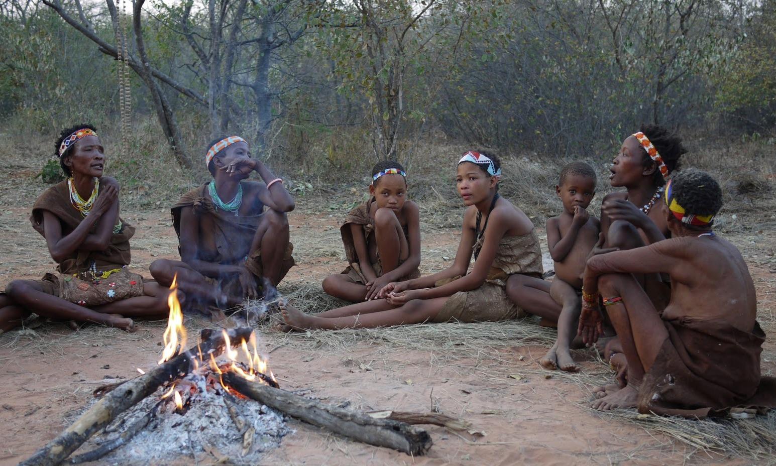Порно секс в диких племенах11