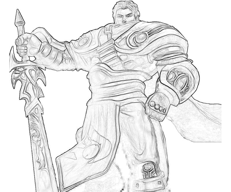 league-of-legends-garen-character-coloring-pages