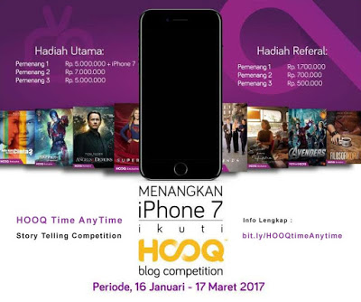 HOOQ time, Anytime