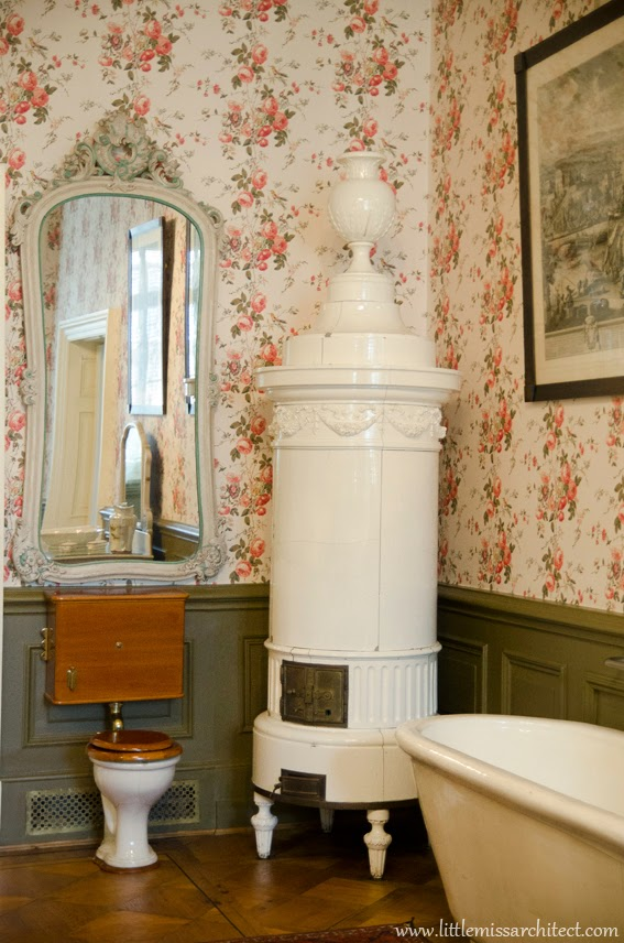 19th century bathroom