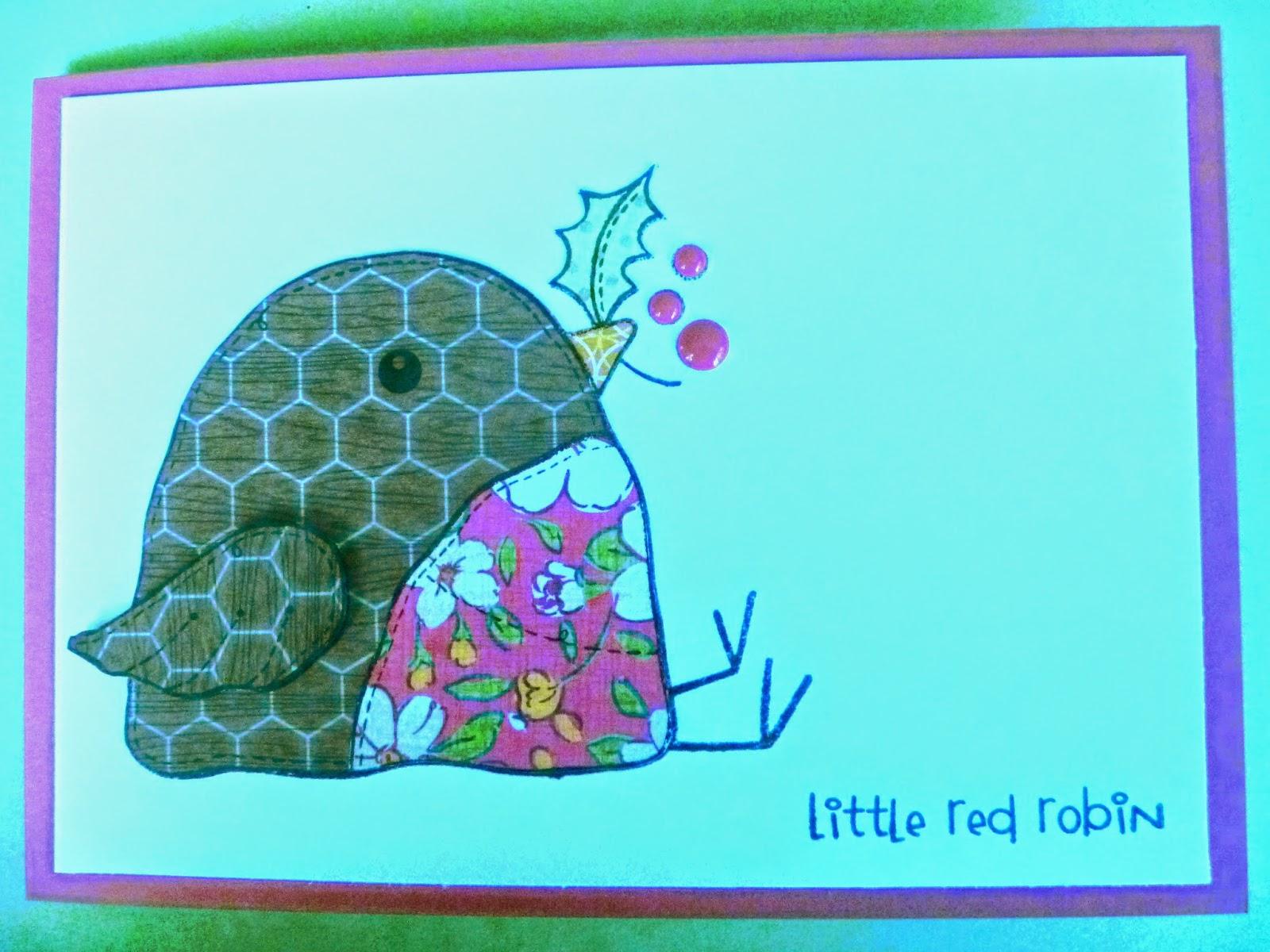 paper lily leaf little red robin. Black Bedroom Furniture Sets. Home Design Ideas