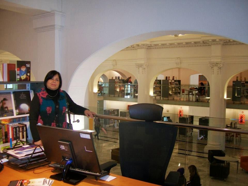 En Biblioteca Regional de Antofagasta