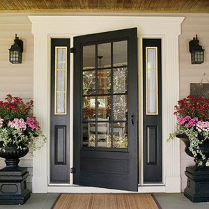 You Had Me At The Front Door The Enchanted Home - Front door planters