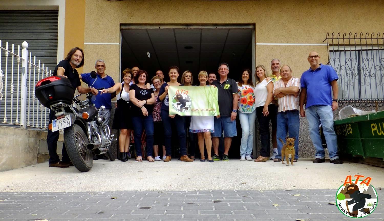 COMIDA INICIO TEMPORADA 2014 / 2015