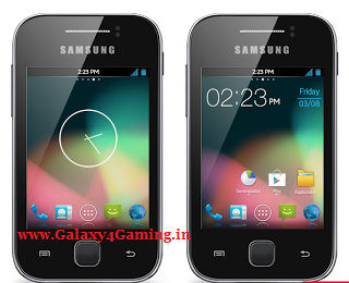 Custom Rom Evolution 5.0 Untuk Galaxy Y S5360 [ Play GTA III ][Link Updated]