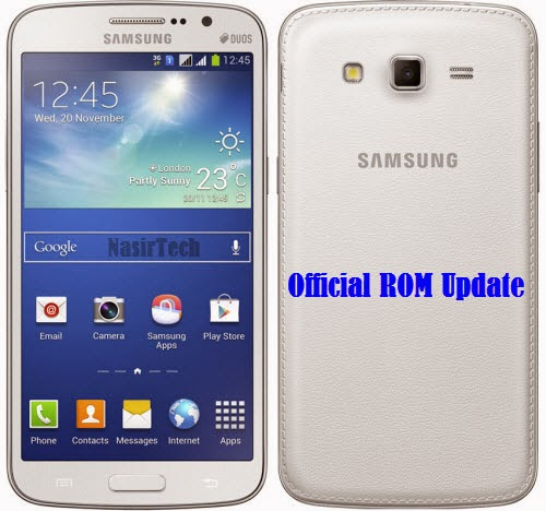 G710XXUANB3 Android 4.3 Jelly Bean Firmware for Galaxy Grand 2 SM-G710