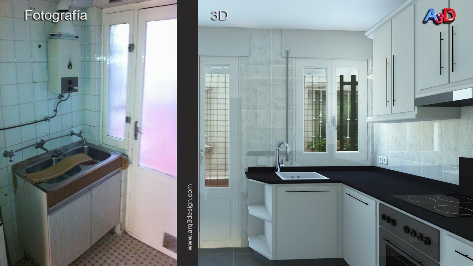 Reformas Salamanca 3D Arq3Design