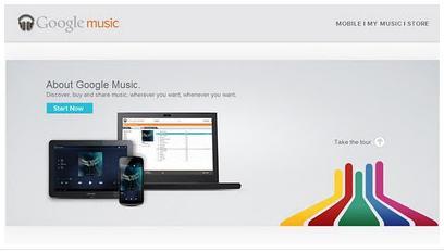 SCARICARE MUSICA DA GOOGLE MUSIC