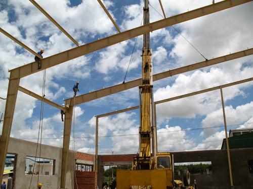 Dịch vụ sửa chữa nhà xưởng tại Tp.HCM