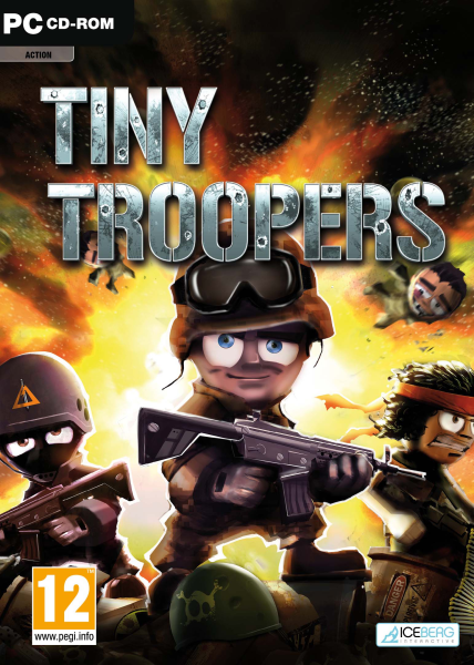 Tiny Troopers Give War a Chance