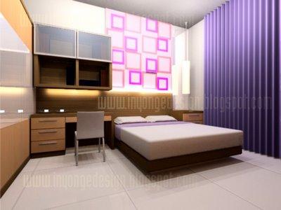 Contoh Desain Kamar Mandi Mungil on Desain Kamar Tidur Mungil Minimalis   Kamar Anak