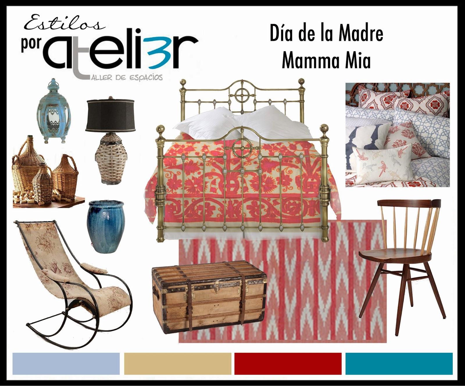 Mamma mia movie, estilo mediterráneo, diseño de interiores guatemala, guatemala interiores, dia de la madre, mothers day