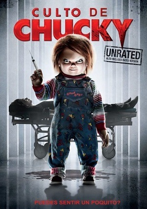 O Culto de Chucky - Sem Censura BluRay Filmes Torrent Download capa