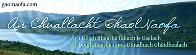 Gaol Naofa - Gaelic Polytheist Lifeway
