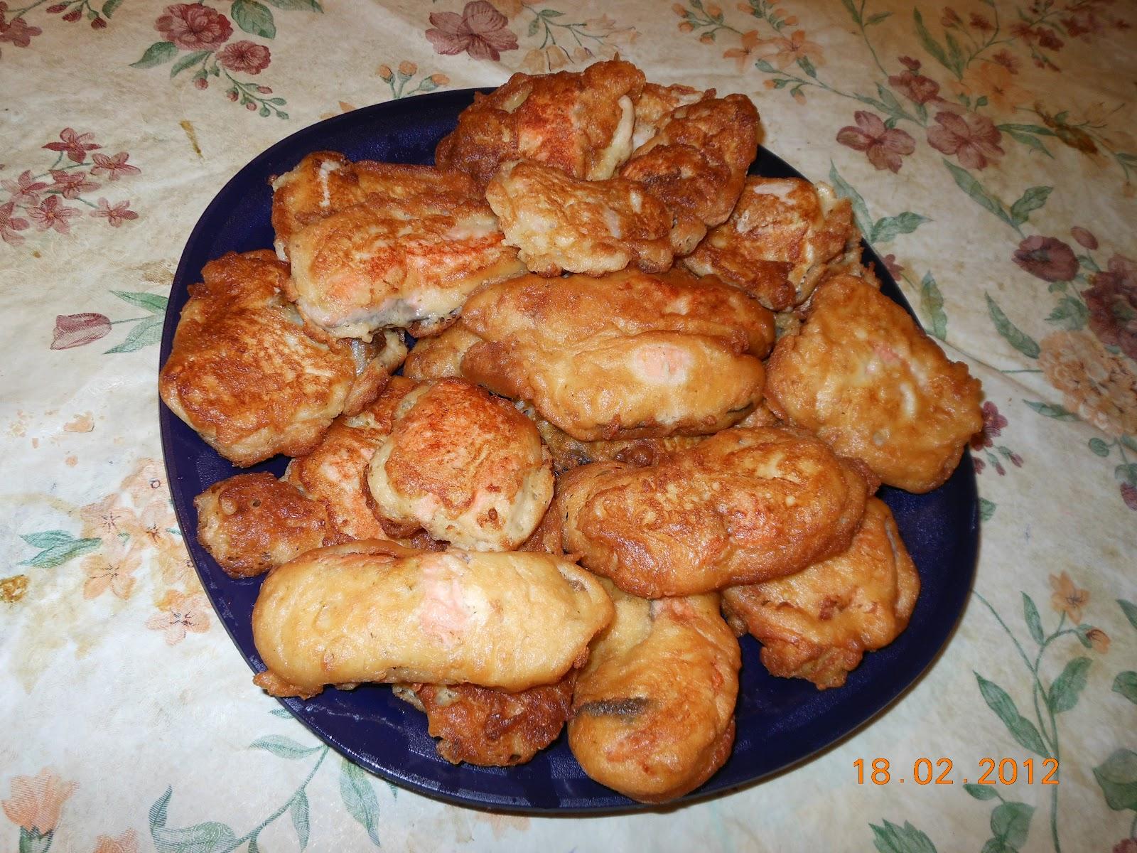 Жаренная в кунжуте рыба - пошаговый рецепт с фото на Повар. ру