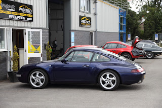 Precision Porsche specialists - Porsche 911 (Model 996) Carrera 2 Coupe Purchase Inspection Costs
