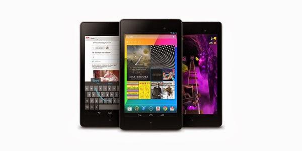 Google Nexus 7 (2013) by Asus