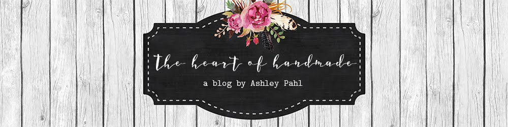 The Heart of Handmade by Ashley Pahl