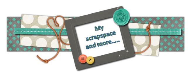 My scrapspace and more...